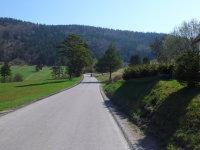 Fahrt Richtung Ochsenheide