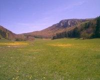Landschaft nahe Nöstach